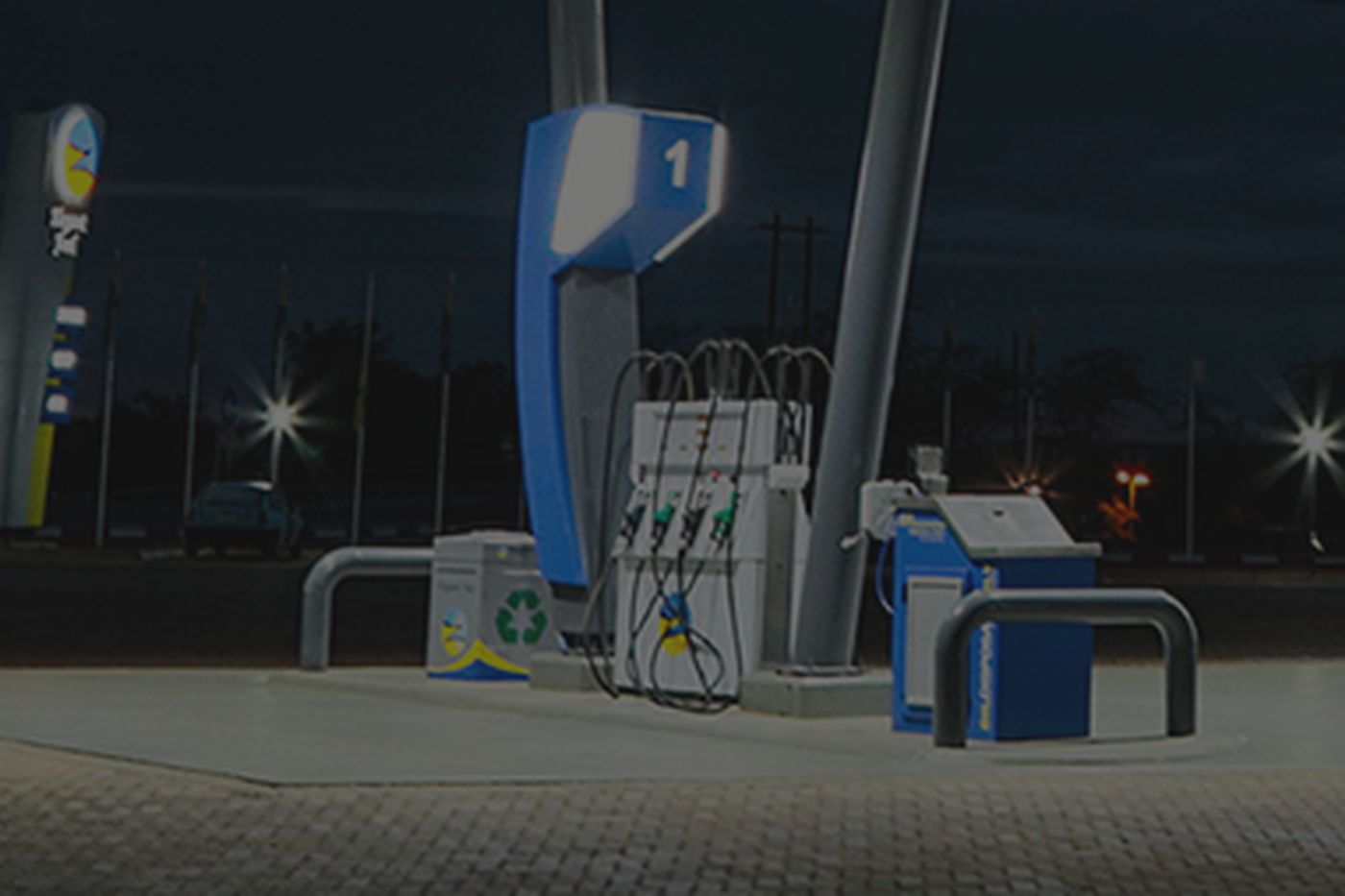 Home Fuel Stations